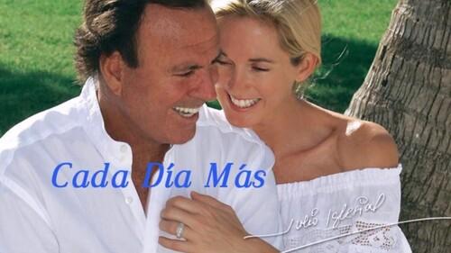 IGLESIAS, Julio - Cada Dia Mas  (Romantique)