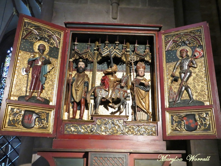 Strasbourg (67) : Cathédrale Notre-Dame
