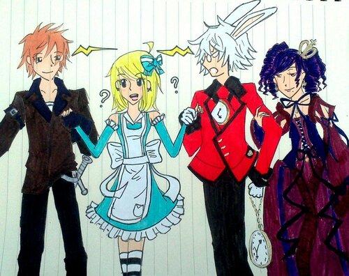 moi? fan d'Alice? naaaannnn...!
