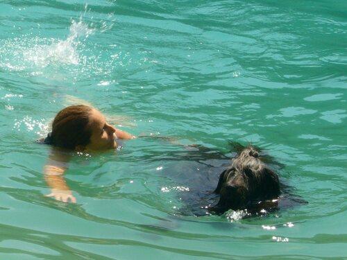 Lac de ste Croix Dans le Verdon(11 Juillet 2010)