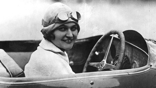 Les femmes pilotes