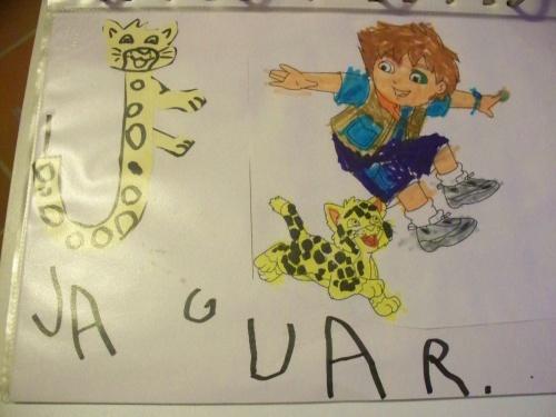 Petits bricolages autour des lettres de l'alphabet