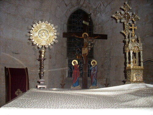 Le Monastère Notre Dame du Balamand.