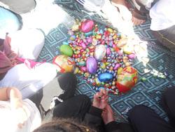 """Avril 2012 le formidable voyage """"Des petits circassiens de Bab Riafa"""" à Montpellier"""