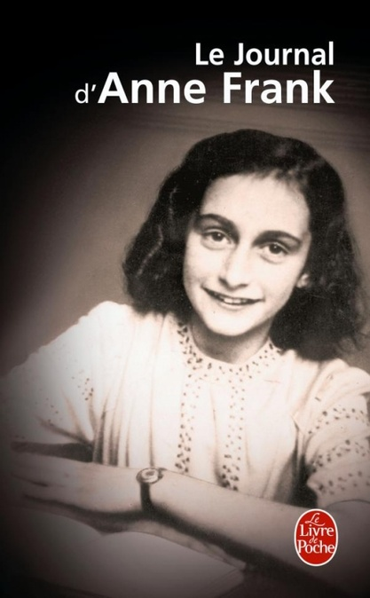 Anne Frank, Le journal d'Anne Frank