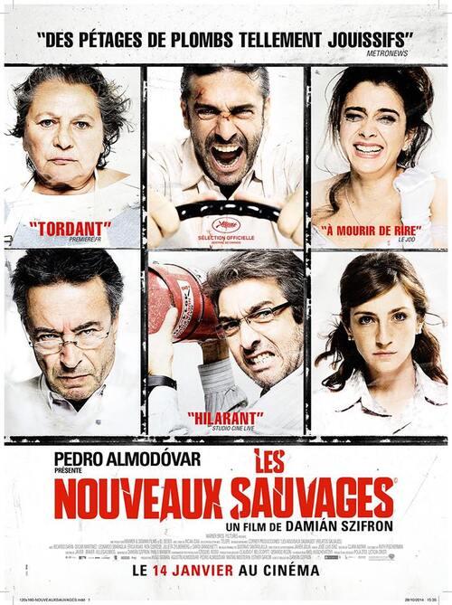 """Bonsoir a l'honneur : """" Les Nouveaux Sauvages """""""
