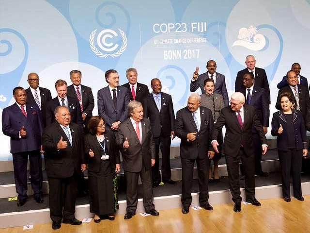 Conférence des Nations unies sur les changements climatiques
