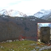Turonnet d\'Escourets et borne frontière 292
