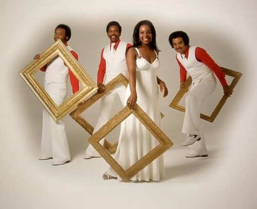 "Gladys Knight & The Pips : Album "" Knight Time "" Soul ‎Records S 741V1 [ US ]"