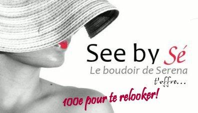 'Concours: gagne un bon de 100€ pour un Relooking!'