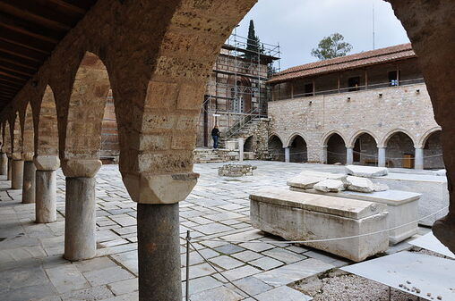 image de l'abbaye