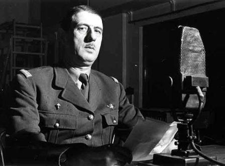 Commémoration du 74e anniversaire du 18 juin 1940.