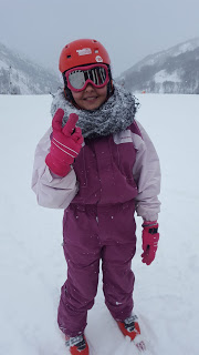 Le voyage au ski