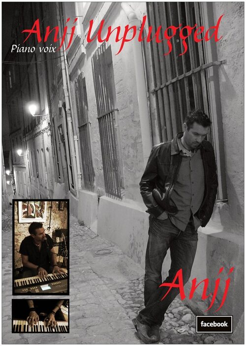 Anjj Unplugged... Piano & Voix