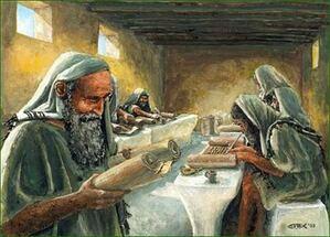 Les Quatre Niveaux d'Interprétation des Ecritures