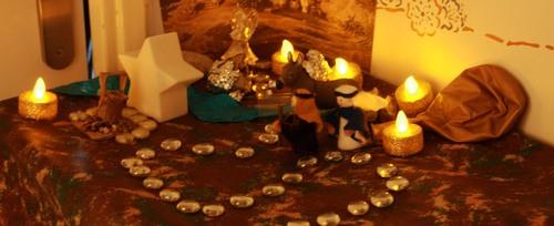 La lumière dans la lanterne: le règne minéral