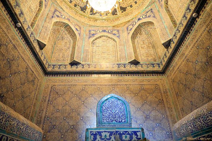 Mausolée de Pakhlavan Mahmoud, Khiva