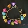 Bracelet berlingots de Nestor