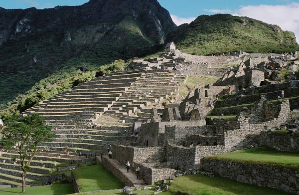 site archeologique des incas - Photo
