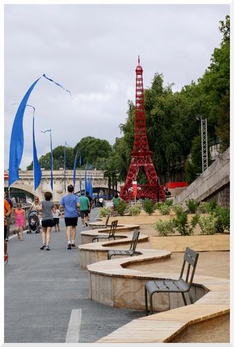 Paris-Plage 2014