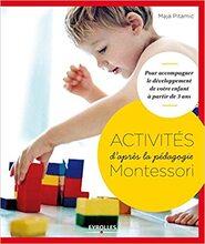 Activités d'après la pedagogie Montessorie
