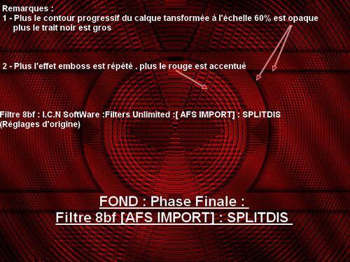 Filtre [AFS IMPORT]