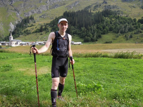 TRAIL ALPIN DU GRAND BEC
