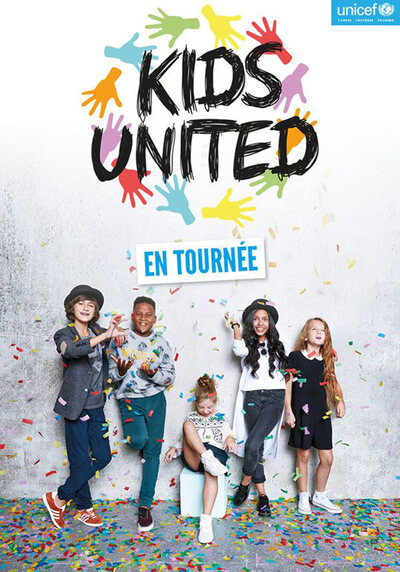 Kids United en tournée