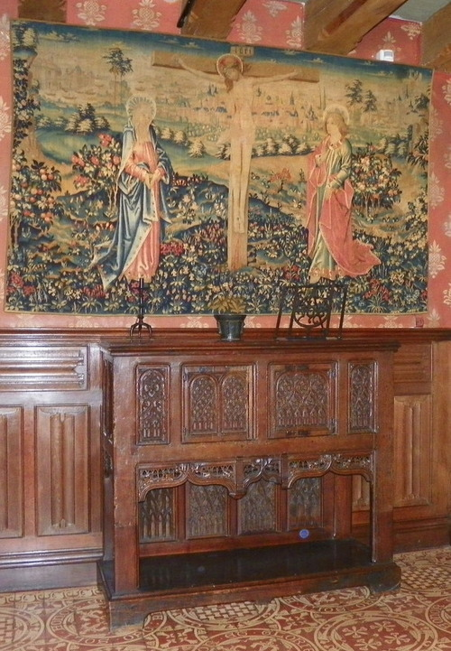 Le château de Langeais ( 2 )