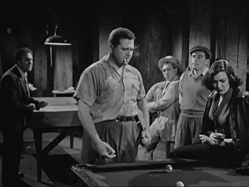 La porte s'ouvre, No way out, Joseph L. Mankiewicz, 1950