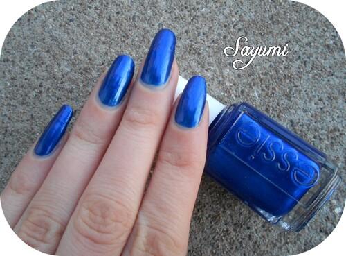 Essie - Aruba Blue (N°2)