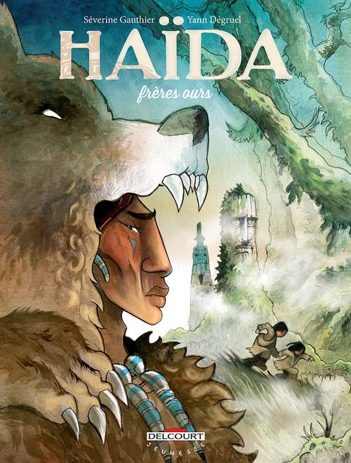 Haïda - Tome 02 Frères ours - Gauthier & Dégruel