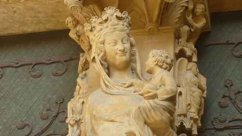 Portail de la Vierge