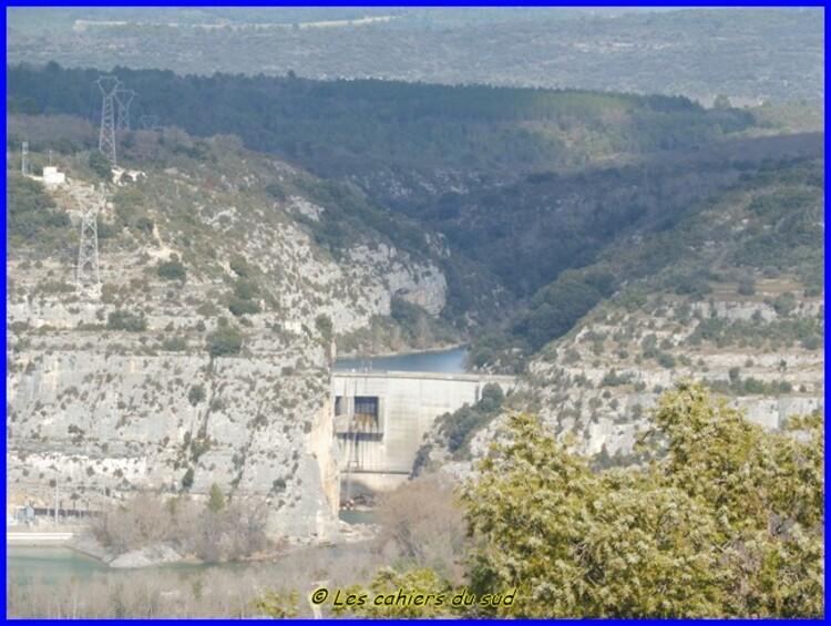 PNR du Verdon, les basses gorges