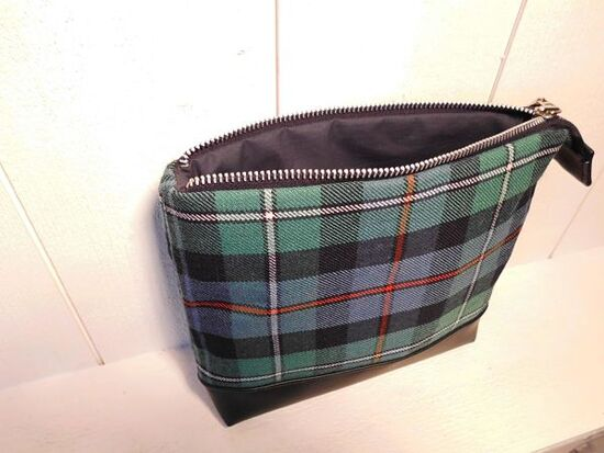 Trousse de Toilette - Washbag MacKenzie Ancient Tartan