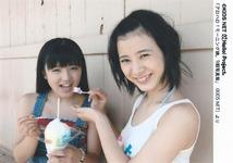Kanon Suzuki 鈴木香音 Erina Ikuta 生田衣梨奈  Alo! Hello 6 Morning Musume アロハロ!6 モーニング娘。
