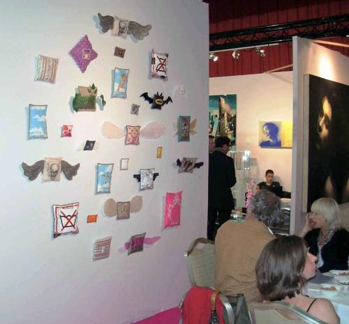 exposition art affair carlton cannes 2010