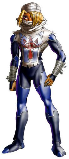 Shiek, Survivor of the Sheikah - <i>Ocarina of Time 3D</i>