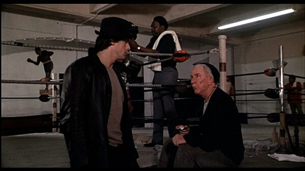 ROCKY - BURGESS MEREDITH