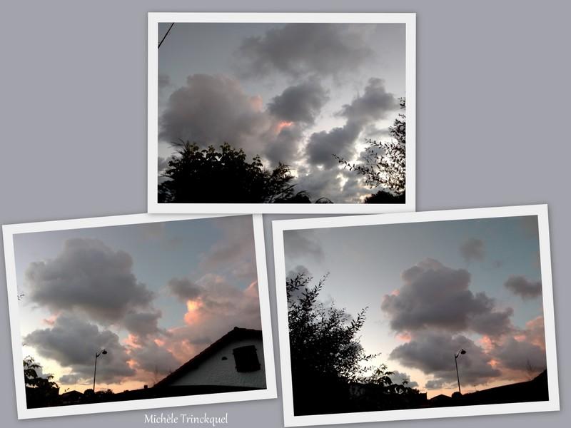 Le ciel au matin du 17 juin....