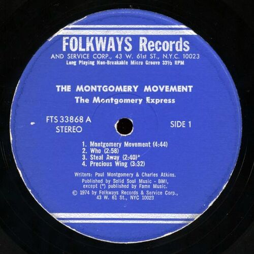 The Montgomery Express : The Montgomery Movement