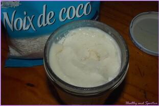 ↪ Le beurre de coco, c'est du gâteau