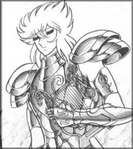 XIX - Armure de la Lyre (Lyra Cloth)