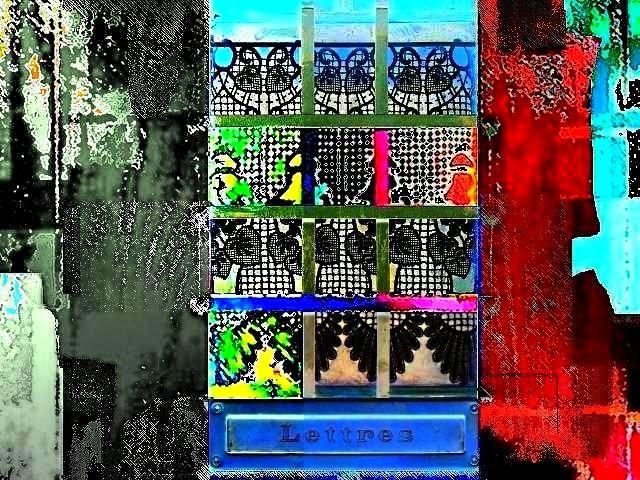 La boîte aux lettres 1 Marc de Metz 2011