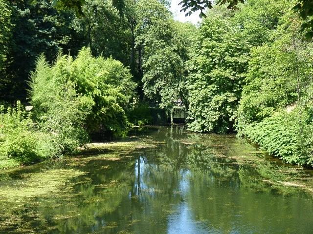 Autour du Lac des Cygnes de Metz - 1