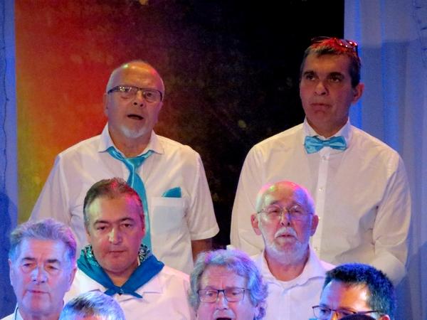 La Chorale des Sans Voix a eu un grand succès au TGB le dimanche 4 novembre 2018