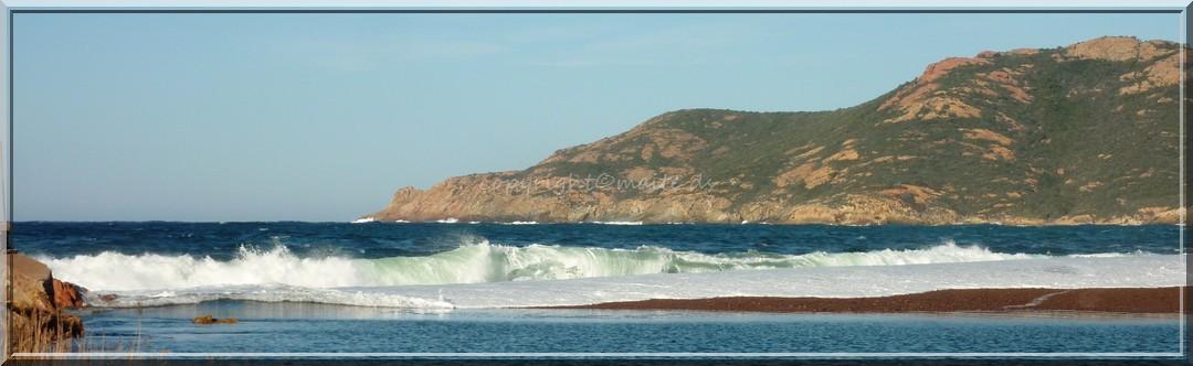 Grande plage Galéria - 26-01-2014