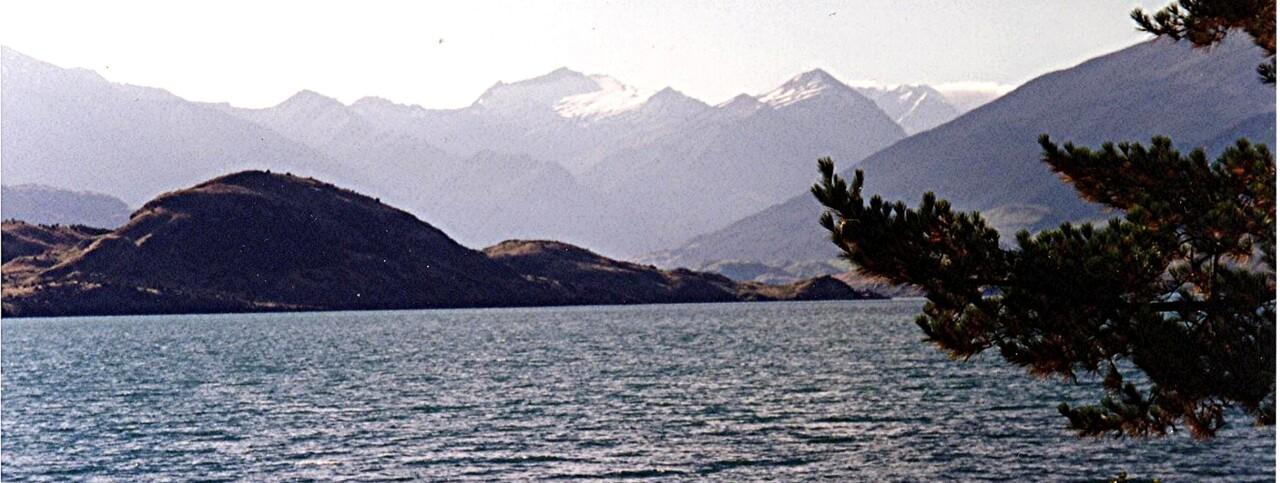 3 / Nouvelle Zélande / De Queenstown au lac Wanaka