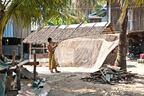 Village Cham Kampot
