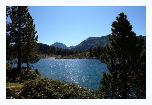 Lacs d'Orédon - Aubert -Aumar - Col d'Aumar